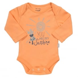 Kite Clothing Baby Mousey Sunshine Bodysuit