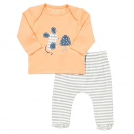 Kite Clothing Baby Mousey Two Piece Set