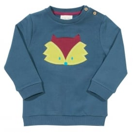 Kite Clothing Baby Sweatshirt Foxy