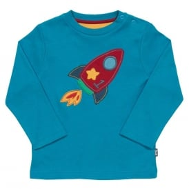 Kite Clothing Baby Top Rocket