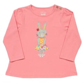 Kite Clothing Baby Tunic Top Bunny Ballerina