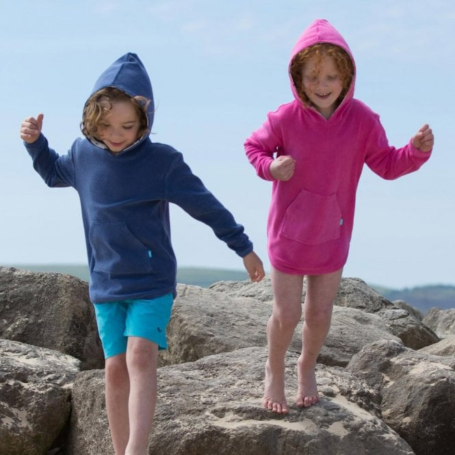 296e91d5f94b7 Kite Clothing Beach Cover Up Navy - Kids Clothes from Soup Dragon UK