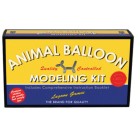 Lagoon Games - Animal Balloon Modelling Kit