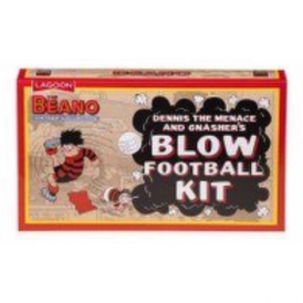 Lagoon Games Beano Blow Football Kit