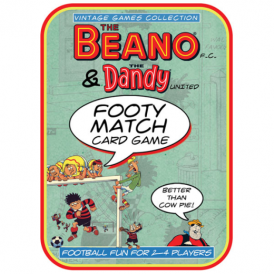 Lagoon Games - Beano Footy Match Card Game