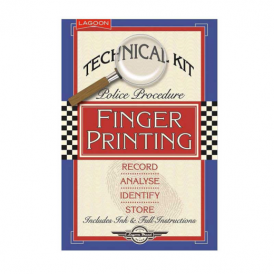 Lagoon Games Finger Printing Kit
