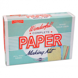Lagoon Games Paper Making Kit