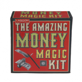 Lagoon Games - The Amazing Money Magic Kit