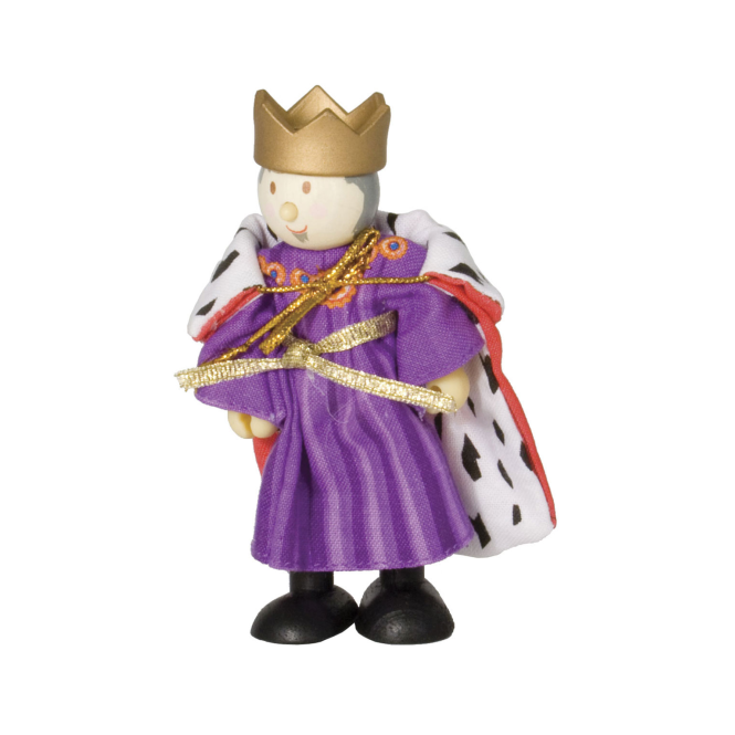 Le Toy Van Budkins - King
