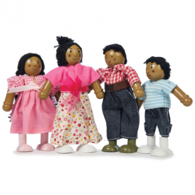 Le Toy Van Doll Family Happy Family