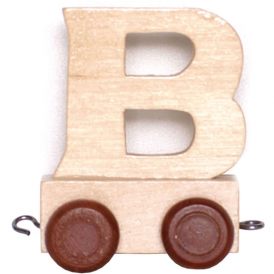 Legler Name Train Letter B