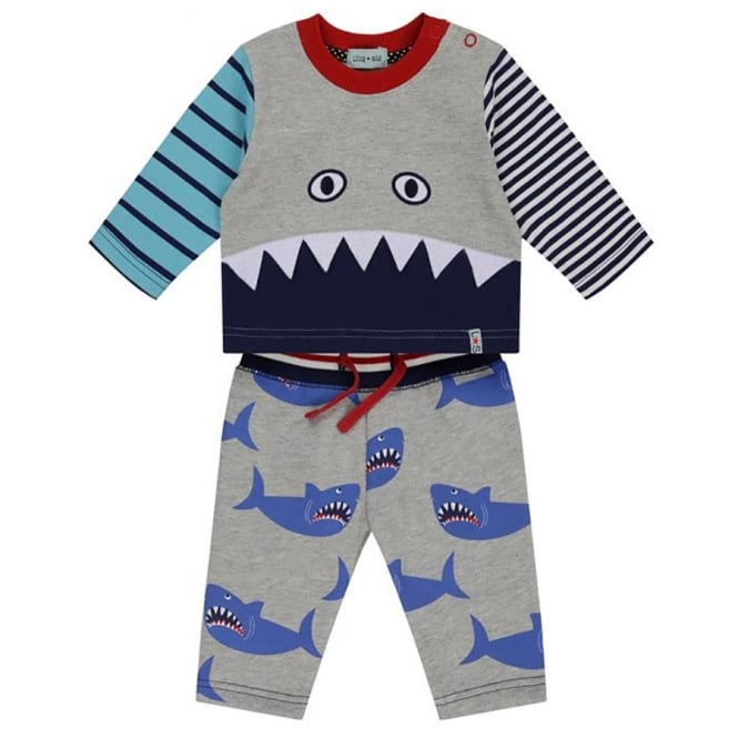 Lilly and Sid Baby Jogger Set Shark