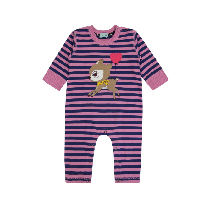 Lilly and Sid Baby Romper Little Deer
