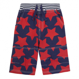 Lilly and Sid Boys Board Shorts Super Stars