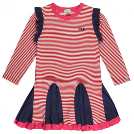 Lilly and Sid Girls Dress Circle Insert Red Riding Hood