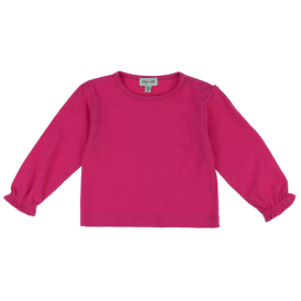 Lilly & Sid Baby Girl Top Pink