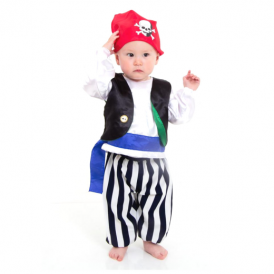 Lucy Locket Infant Pirate