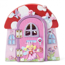 Lucy Locket Toadstool Fairy Door