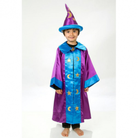 Lucy Locket Wizard Coat One Size