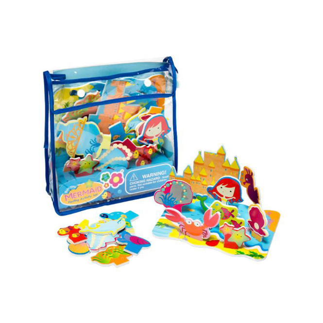 Meadow Kids Floating Activity Set Mermaid