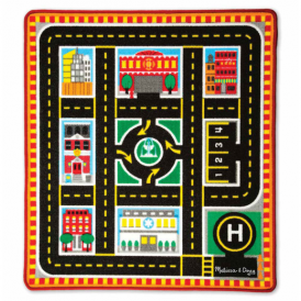 Melissa & Doug Activity Rug Rescue