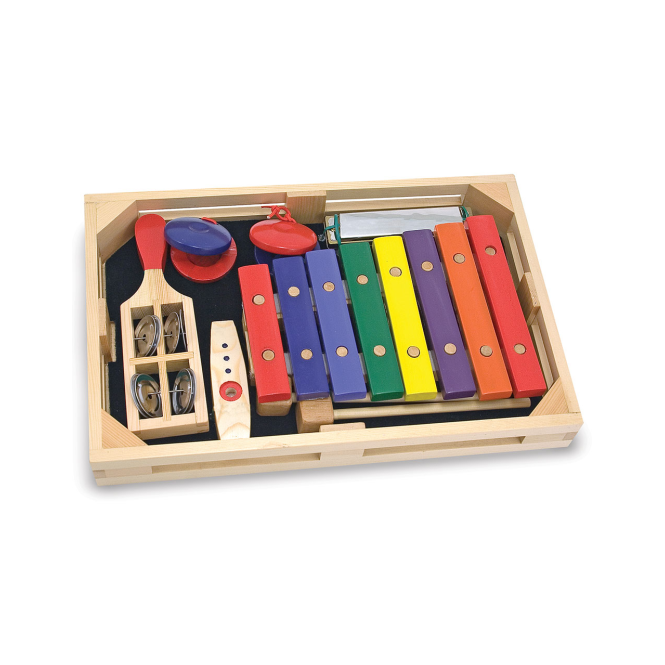 Melissa and Doug Melissa & Doug Beginners Band Set