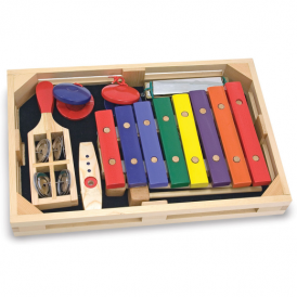 Melissa & Doug Beginners Band Set