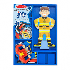 Melissa & Doug - Magnetic Dress-Up - Billy