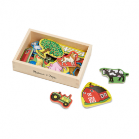 Melissa & Doug Magnetic Farm