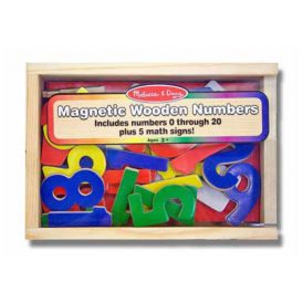 Melissa & Doug Magnetic Numbers