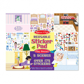 Melissa & Doug - Sticker Collection - Play House