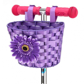 Micro Scooters Basket Purple