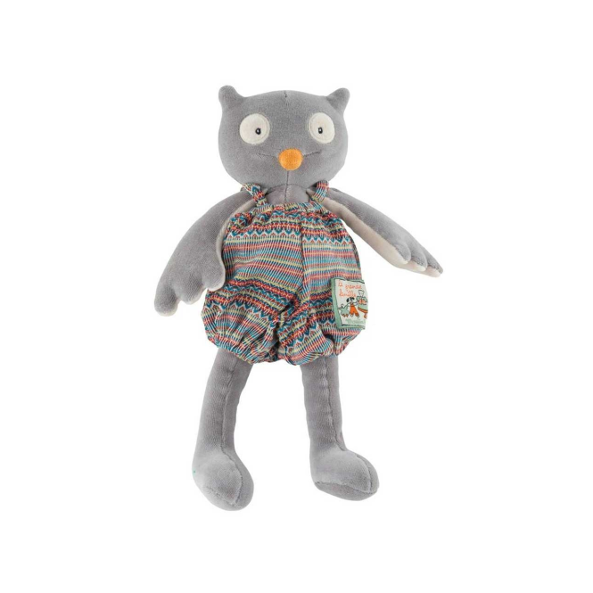 Moulin Roty La Grande Famille Little Isidore The Owl