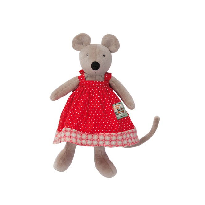 Moulin Roty La Grande Famille Tiny Nini The Mouse
