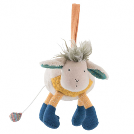 Moulin Roty Les Zig et Zag Musical Sheep