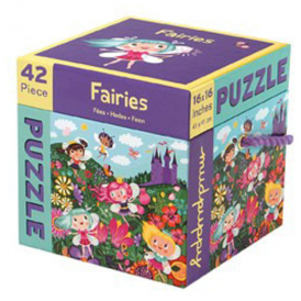 Mudpuppy - 42 Piece Puzzle Fairies