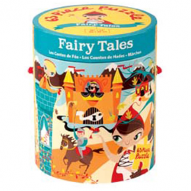 Mudpuppy - 63 Piece Puzzle Fairy Tales