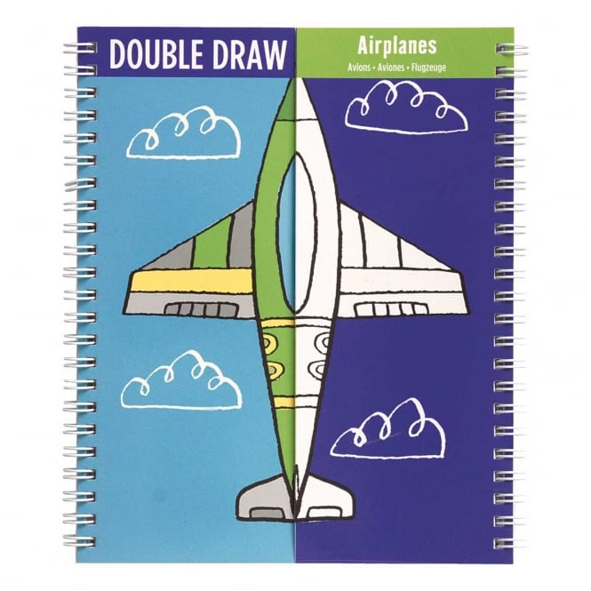 Mudpuppy Double Draw Airplanes