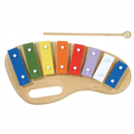 New Classic Toys 8 Key Xylophone
