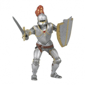 Papo Armoured Knight Red