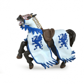 Papo Dragon Kings Horse Blue