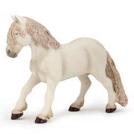 Papo Fairy Pony Light Brown