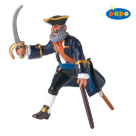 Papo Wooden Leg Captain