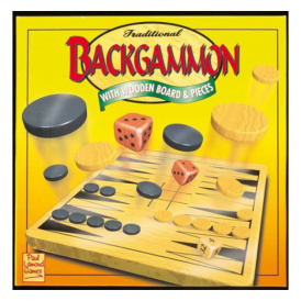 Paul Lamond - Backgammon