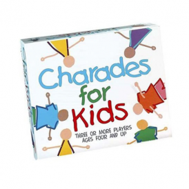 Paul Lamond - Charades For Kids