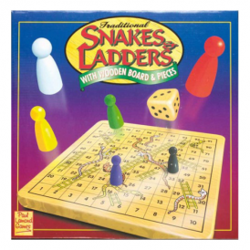 Paul Lamond - Snakes & Ladders