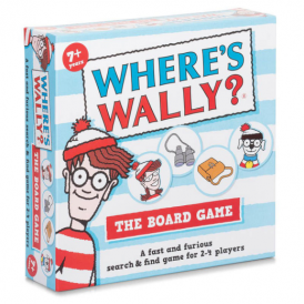 Paul Lamond Wheres Wally Board Game