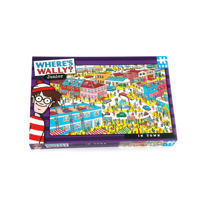 Paul Lamond Wheres Wally In Town 100pc