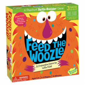 Peaceable Kingdom - Feed The Woozle