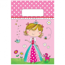 Pioneer Birthday Princess Party Bags